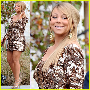 Mariah Carey: 'American Idol' Hollywood Round Day Two!