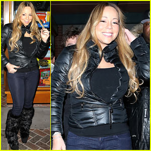 Mariah Carey: I'm Not Letting Anyone Touch Presents Until Christmas Day!