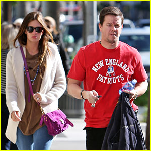Mark Wahlberg: Jack n' Jills Lunch with Rhea Durham!