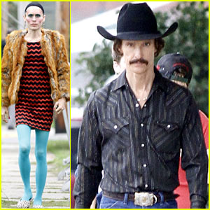 Dallas Buyer S Club Photos News And Videos Just Jared