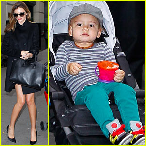 Miranda Kerr: Manhattan Business Mom!