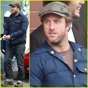 Scott Caan: Nate 'n Al's Holiday Lunch!