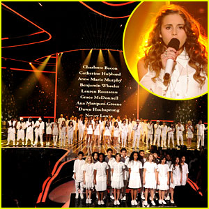 'X Factor': 'You Are Not Alone' Newtown Shooting Victims Tribute - Watch Now!