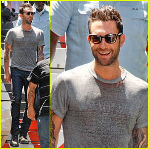 Adam Levine: Shakira Will Name Her Baby Adam!