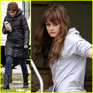 Alexis Bledel: 'Remember Sunday' Set in New Orleans!