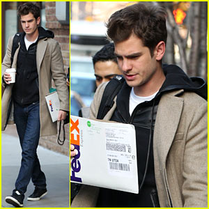 Andrew Garfield: 'Spider-Man' Sequel To Begin Filming Soon!