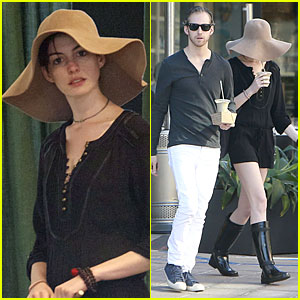 Anne Hathaway: No One Cherishes Me Like Adam Shulman!
