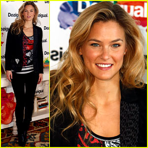 Bar Refaeli: 'We Love' By Desigual Presentation