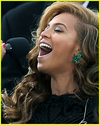 Beyonce: Lip-Synced the National Anthem at the Inauguration?