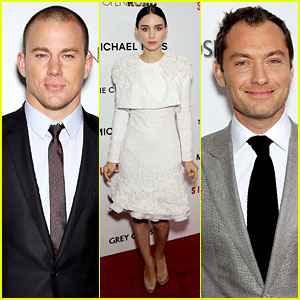 Rooney Mara & Channing Tatum: 'Side Effects' Premiere!