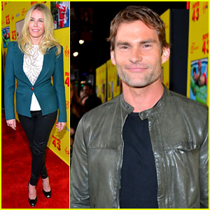 Chelsea Handler &#038; Seann William Scott: 'Movie 43' Premiere!