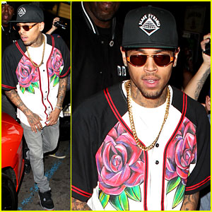 Chris Brown: Everything's Coming Up Roses!