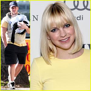Chris Pratt Does Laundry, Anna Faris Joins Chuck Lorre Pilot