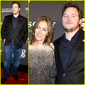 Chris Pratt: Jack is Totally Healthy Now!