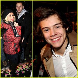 Christina Aguilera & Harry Styles: Jay-Z's New Year's Eve Show!