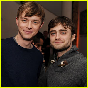 Dane DeHaan & Daniel Radcliffe: 'Kill Your Darlings' Sundance Dinner!