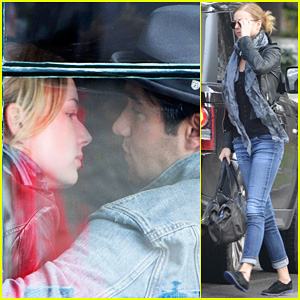 Emily VanCamp & Josh Bowman: Sunday Brunch Lovers!