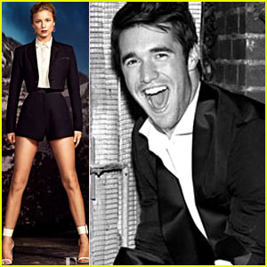 Emily VanCamp & Josh Bowman: 'Revenge' Cast 'Elle' Feature!