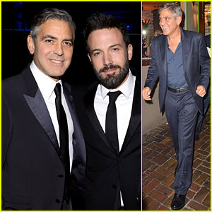 George Clooney - Critics' Choice Awards 2013 Winner
