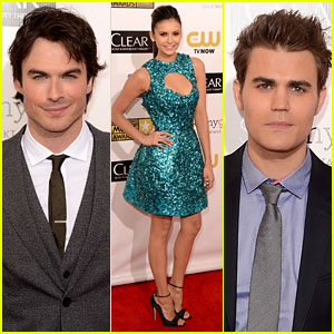 "are nina and ian dating 2013 Nina dobrev laughed off rumors she is dating again with the help of her ian somerhalder, 35, in may 2013 ""nina has known orlando for a few years now."