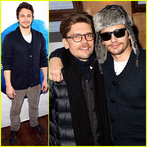 James Franco: Variety Studio at Sundance!