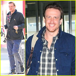 Jason Segel: I Love New York!