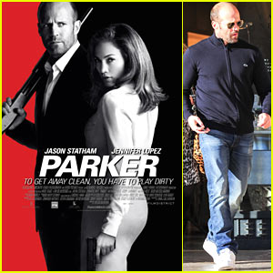 Jason Statham & Jennifer Lopez: New 'Parker' Poster & Featurette