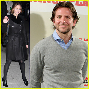 Jennifer Lawrence & Bradley Cooper: 'Silver Linings Playbook' Promo!