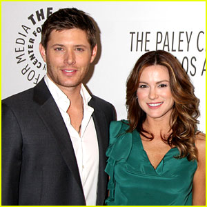 Jensen Ackles & Wife Danneel Expecting First Child! | Danneel Harris