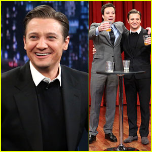 Jeremy Renner: 'Fallon' Appearance After Baby News