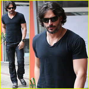 Joe Manganiello Talks 'True Blood' Season Six!
