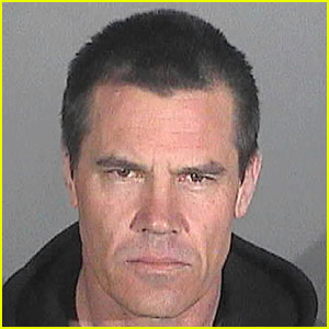 Josh Brolin: Arrest