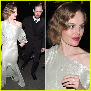 Kate Bosworth &#038; Michael Polish: Chateau Marmont Arrival!