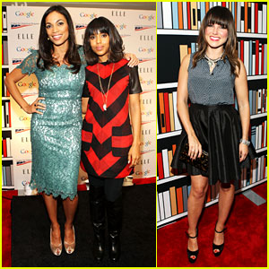 Kerry Washington & Rosario Dawson Lead Women in Washington!