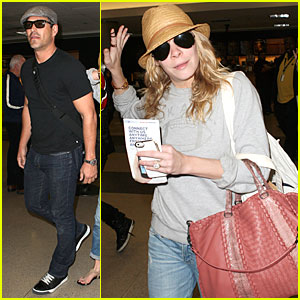 LeAnn Rimes: Traveling Sick with Eddie Cibrian!