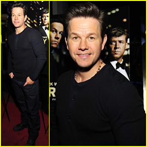 Mark Wahlberg: 'Broken City' Screening!