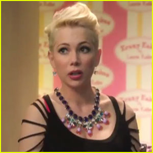 Michelle Williams: 'Cougar Town' Cameo!