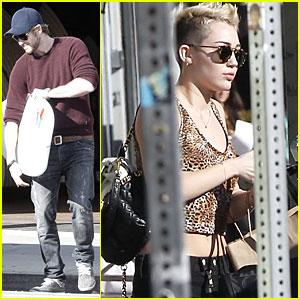 Miley Cyrus Responds to #Cut4Bieber Twitter Trend