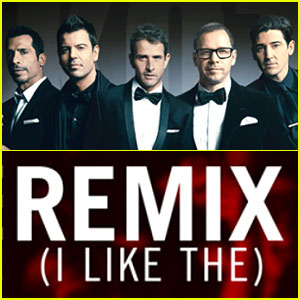 New Kids On the Block: 'Remix (I Like The)' Lyrics & Song!