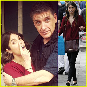 Nikki Reed: Craig Ferguson Super Bowl Shoot!