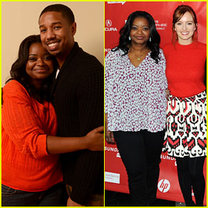 Octavia Spencer & Michael B. Jordan: 'Fruitvale' at Sundance!