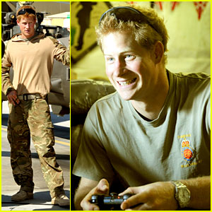 Prince Harry Talks Nude Photos & Kate Middleton's Pregnancy