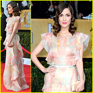 Rose Byrne - SAG Awards 2013 Red Carpet