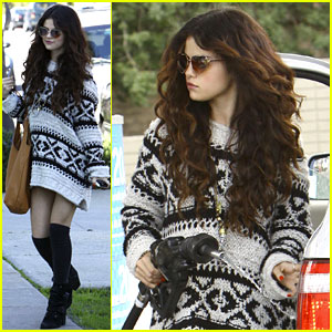 Selena Gomez: 'Hotel Transylvania' DVD Out Tomorrow!