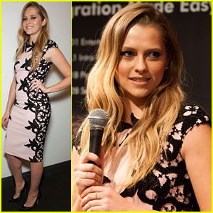 Teresa Palmer: 'Warm Bodies' Australians in Film Screening