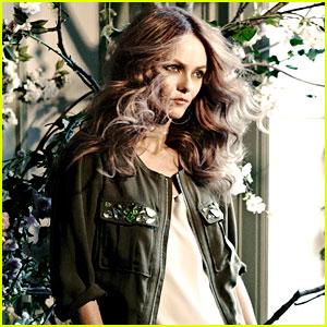 Vanessa Paradis: H&amp... Vanessa Paradis News