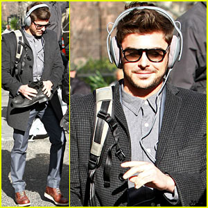 Zac Efron Reaches 500,000 Instagram Followers!