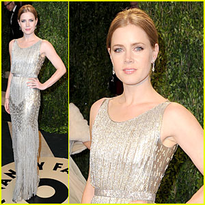 Amy Adams - Vanity Fair Oscars Party
