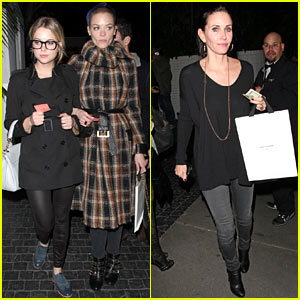 Ashley Benson & Jaime King: Chateau Marmont Cuties!