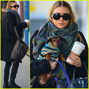 Ashley Olsen: West Village Walk